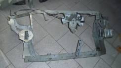 Рамка радиатора. Nissan Tiida, C11X, C11 Nissan Tiida Latio, SJC11, SC11, SNC11 Двигатели: MR18DE, HR15DE