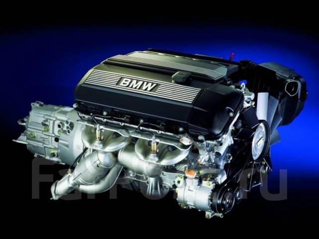 Двигатель в сборе. BMW: 1-Series, 3-Series, 7-Series, 5-Series, X5 Двигатели: N46B20, M52B20, M52B25, M54B22, M54B25, M54B30, M73B54, N42B18, M44B19