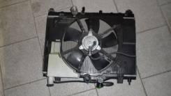 Радиатор охлаждения двигателя. Nissan: Bluebird Sylphy, AD, Wingroad, Tiida Latio, Tiida Двигатели: HR15DE, CR12DE, MR18DE