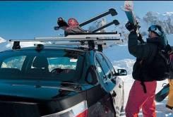 Автомобильные крепления для лыж, сноубордов. Atlant