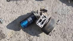 Радиатор масляный. Isuzu Bighorn, UBS73DW, UBS73GW Двигатель 4JX1