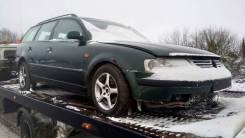 Volkswagen Passat. ПТС Пассат
