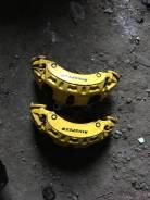 Суппорт тормозной. Porsche Cayenne, 957, 9PA Двигатели: M48, 01, M02, 2Y, M, 48, 00, M55, 51, 50, M05, 9D