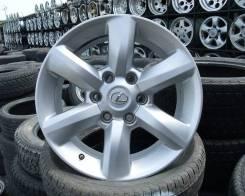 """Колпаки на литье Lexus R18 6*139.7. Диаметр 18"""", 1 шт."""