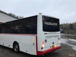 Trouillet. Продаём два автобуса Troliga для перевозок по городу, пригороду, 6 690 куб. см., 51 место
