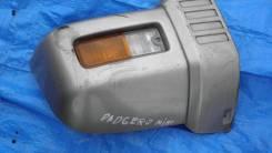 Клык бампера. Mitsubishi Pajero Mini, H56A