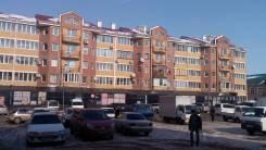 2-комнатная, улица Советов 76. Октябрьский, частное лицо, 76кв.м. Дом снаружи
