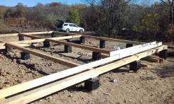 Строительство домов каркасных и с бруса