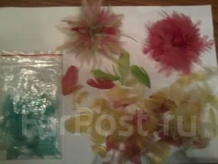 Продам перья цветные для творчества