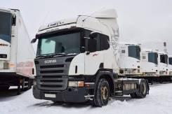 Scania P340. Седельный тягач 2010 г/в, 11 705 куб. см., 20 500 кг.