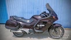 Honda ST 1300. 1 100 куб. см., исправен, птс, без пробега