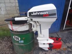 Johnson. 15,00л.с., 2-тактный, бензиновый, нога S (381 мм), Год: 1996 год