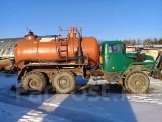 Урал 44202. Продается УРАЛ вакуум АЦВ10, 10 850 куб. см., 10 000 кг.