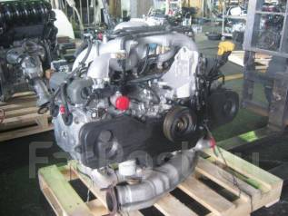 Двигатель в сборе. Subaru Forester Двигатели: EJ20, EJ201, EJ202, EJ203, EJ204, EJ205, EJ20A, EJ20E, EJ20G, EJ20J