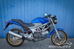 Honda VTR 250. 250 куб. см., исправен, птс, без пробега