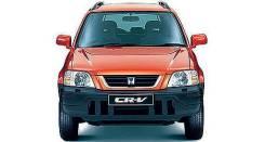 Обшивка потолка. Honda CR-V, RD1