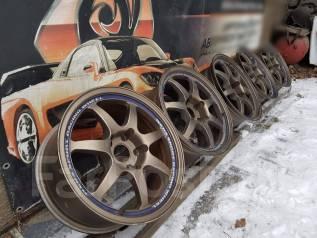 Легендарные спорт диски WEDS SA90 R16 8J ET33! Редкие Япония 5 ШТУК. 8.0x16, 5x114.30, ET33, ЦО 72,0мм.