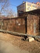 Гаражи металлические. улица Беляева 15, р-н 5 км, 20 кв.м.