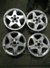 Mazda. 6.0x15, 5x114.30, ET50, ЦО 52,0мм.