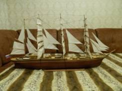 Сборка моделей парусников на заказ