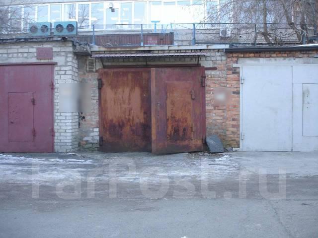 Гаражи капитальные. улица Хабаровская 19, р-н Первая речка, 19кв.м., электричество, подвал. Вид снаружи