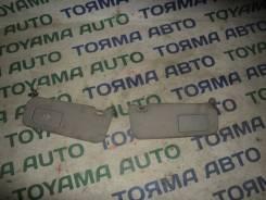 Солнцезащитные козырьки. Toyota Allion