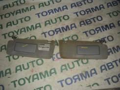 Солнцезащитные козырьки. Toyota Kluger V