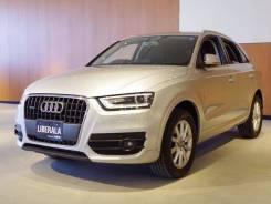 Audi Q3. автомат, 4wd, 2.0, бензин, 27 000тыс. км, б/п. Под заказ