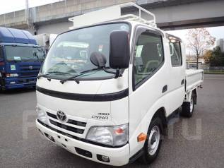 "Toyota Dyna. 2012г + Кнопка ""ЭРА-Глонасс"", 2 980 куб. см., 1 000 кг. Под заказ"