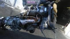 Двигатель ISUZU BIGHORN, UBS25, 6VD1, PB1316, 0740037328