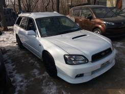 Subaru Legacy. BH5D5CT, EJ206DXDBE
