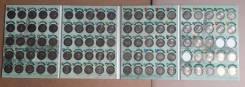 Биметалл 2000-2014 10 руб ВЕСЬ Биметалл ПО Монетным Дворам С Альбомом. Под заказ