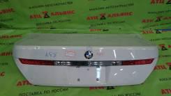 Крышка багажника BMW 750Li, E66, N62B48, 016-0001705, задняя