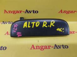 Ручка двери внешняя. Suzuki: Alto, Every, Wagon R Wide, Jimny, Kei, Swift, Twin, Carry Truck, MR Wagon, Wagon R Plus, Wagon R Solio
