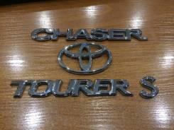 Эмблема. Toyota Chaser
