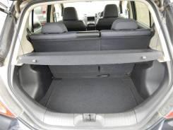 Обшивка багажника. Nissan Tiida, C11, C11X, NC11, JC11, SC11 Двигатели: HR15DE, MR18DE, HR16DE