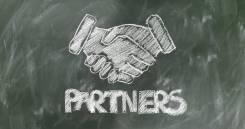 Совместная работа с партнерами