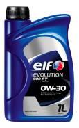 Elf Evolution. Вязкость 0W-30, синтетическое. Под заказ