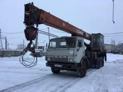 Камаз 53213. Продается Кран автомобильный 16 тонн, 7 000 куб. см., 20 000 кг., 16 м.