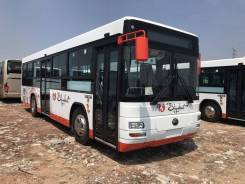 Yutong ZK6108HGC. Новый городской автобус Yutong 6108, 6 500 куб. см., 71 место