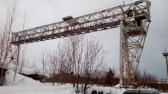 АТЗ ЛТ-187. Кран козловой лт-62, 500 куб. см., 32 000 кг., 11 м.