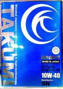 Takumi High Quality. Вязкость 10W-40, синтетическое