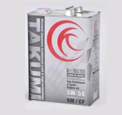 Takumi X-Treme. Вязкость 5W-50, синтетическое
