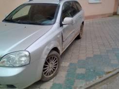 Chevrolet Lacetti. Wagon