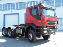 Iveco Trakker. AT720T45WT 6x6, 12 882 куб. см., 27 000 кг.