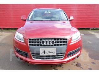 Audi Q7. 4wd, 3.6, бензин, 38 000 тыс. км, б/п, нет птс. Под заказ