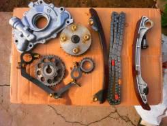 Цепь ГРМ. Toyota: Matrix, WiLL VS, Allex, Corolla, Corolla Fielder, Voltz, Corolla Runx, Celica Двигатель 2ZZGE