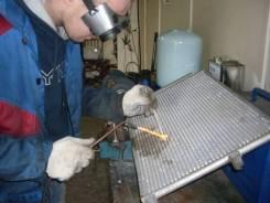 Ремонт радиаторов на импортную и отечественную технику