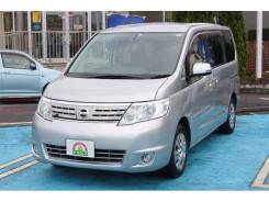 Nissan Serena. автомат, передний, 2.0, бензин, 46 500тыс. км, б/п, нет птс. Под заказ