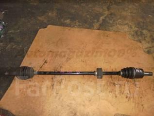 Привод. Honda Fit, GD1 Двигатели: L13A, L15A